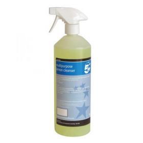5 Star Facilities Ready-to-use Multi-purpose Cleaner Lemon 750ml