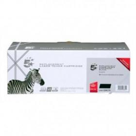 5 Star Office Remanufactured Toner Cartridge Page Life2100pp Black Ref Canon 728 3500B002 Alternative