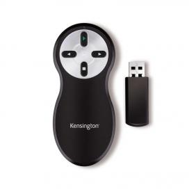 Kensington Wireless USB Presenter Black/Chrome K33373EU
