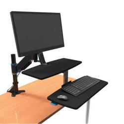 Cheap Stationery Supply of Kensington Sit/Stand Workstation Height Adjustable K55792WW Office Statationery
