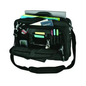 Kensington Contour Roller Laptop Case 17in Black 62348