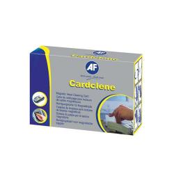 Cheap Stationery Supply of AF Cardclene ATM/POS Magnetic Head Cleaning Cards (Pack of 20) CCP020 Office Statationery