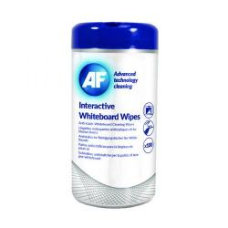 Cheap Stationery Supply of AF Interactive Whiteboard Wipes (Pack of 100) AWBW100T Office Statationery