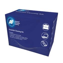 Cheap Stationery Supply of AF Essential Cleaning Kit (Multi Screen Clene, PC Clene Wipes, Foam Clene, Ultraclene Wipes) AECK001 Office Statationery