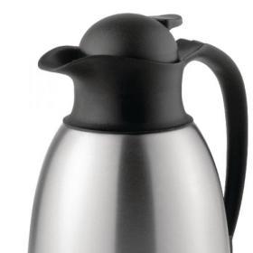 Addis Diplomat Vacuum Jug 2 Litre Stainless Steel/Black 629181600