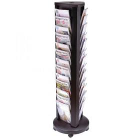 Alba 39 Compartment Rotary Document Display Unit A4 DDTOWER