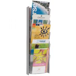 Cheap Stationery Supply of Alba Wall Display Unit 5 Pocket A5 Metallic DDPROMMM Office Statationery