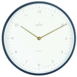 Cheap Stationery Supply of Acctim Bronx 30cm Wall Clock Grey 29457 Office Statationery