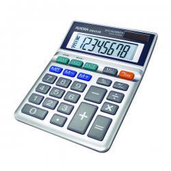 Cheap Stationery Supply of Aurora Grey 8-Digit Semi-Desk Calculator DB453B Office Statationery