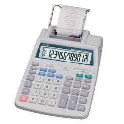 Cheap Stationery Supply of Aurora White 12-Digit Printing Calculator PR710 Office Statationery