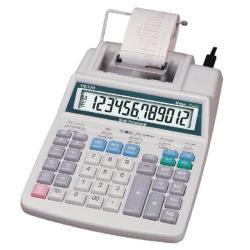 Cheap Stationery Supply of Aurora White 12-Digit Printing Calculator PR720 Office Statationery