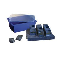 Cheap Stationery Supply of Aurora HC102 Calculators in Gratnells Tray CK70 Office Statationery