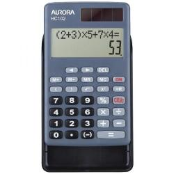 Cheap Stationery Supply of Aurora 10 Digit Pocket Calculator HC102 Office Statationery