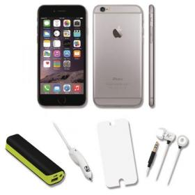 Apple iPhone 6 Certified Pre Owned Bundle Deal with 2000mah Power Bank APPBUNDLE2