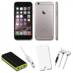 Cheap Stationery Supply of Apple iPhone 6 Certified Pre Owned Bundle Deal with 6000mah Power Bank APPBUNDLE3 Office Statationery