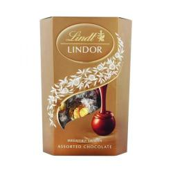 Cheap Stationery Supply of Lindt Lindor Truffles Assorted Chocolate 200g FOLIL005 Office Statationery