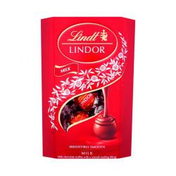 Cheap Stationery Supply of Lindt Lindor Truffles Milk Chocolate 200g FOLIL004 Office Statationery