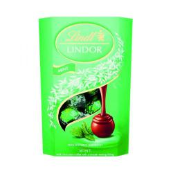 Cheap Stationery Supply of Lindt Lindor Truffles Mint Chocolate 200g FOLIL006 Office Statationery