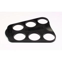 Cheap Stationery Supply of Vending Cup Tray Plastic Capacity 6 Cups B00742 Office Statationery