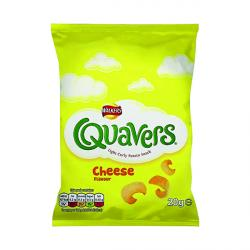 Cheap Stationery Supply of Walkers Quavers 20g (Pack of 32) 122007 Office Statationery