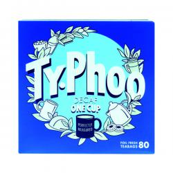 Cheap Stationery Supply of Typhoo Decaf Teabags (Pack of 80) A08107 Office Statationery