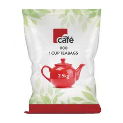 Cheap Stationery Supply of MyCafeOne Cup English Breakfast Tea Bags (Pack of 1100) T0260 Office Statationery