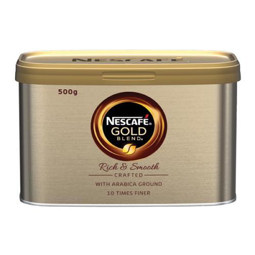 Nescafe Gold Blend Coffee 500g 12284101 AU93310