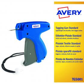 Avery Dennison MKIII Standard Tagging Gun (Suitable for 50 and 100 Clip Fasteners) 01031
