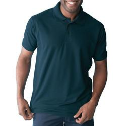Cheap Stationery Supply of Alexandra W231 Polo Shirt Medium Navy W231NA-M Office Statationery