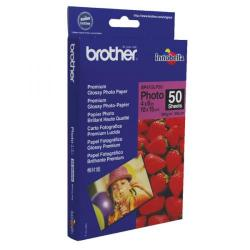 Cheap Stationery Supply of Brother Premium Plus Glossy 6x4in Photo Paper (Pack of 50) BP61GLP50 Office Statationery
