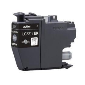 Brother Black Standard Yield Inkjet Cartridge LC3217BK