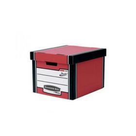Bankers Box Red Presto Bankers Box Premium Storage Boxes (Pack of 10+2) 7260701