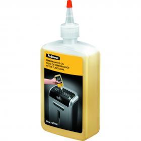 Fellowes Shredder Machine Oil 355ml Bottle 35250