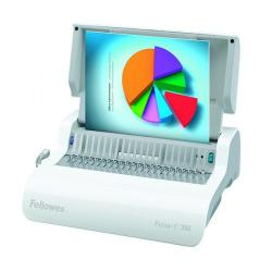 Cheap Stationery Supply of Fellowes Pulsar A4 Electric Comb Binding Machine 5620701 Office Statationery