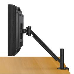 Cheap Stationery Supply of Fellowes Smart Suites Flat Panel Monitor Arm Black 8038201 Office Statationery