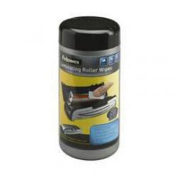Cheap Stationery Supply of Fellowes Laminating Roller Wipes Tub of 50 5703701 5703701 Office Statationery