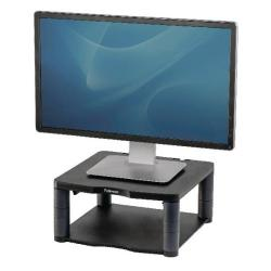Cheap Stationery Supply of Fellowes Premium Monitor Riser Black 9169401 Office Statationery