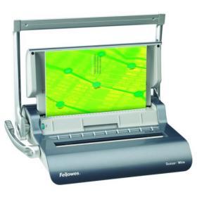 Fellowes Quasar Manual Wire Binding Machine 5224101