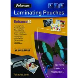 Cheap Stationery Supply of Fellowes A4 Laminating Pouch 160 Micron (Pack of 100) 55306101 Office Statationery