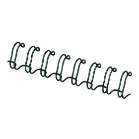 Fellowes Wire Binding Element 10mm Black (Pack of 100) 53265