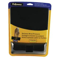 Cheap Stationery Supply of Fellowes 9181201 Fabrik Mousepad And Wrist Rest Office Statationery