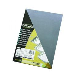Cheap Stationery Supply of Fellowes Transpsarent Plastic Covers 240 Micron (Pack of 100) 53762 Office Statationery