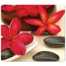 Cheap Stationery Supply of Fellowes Earth Series Recycled Mouse Pad Spa Flower 5904601 Office Statationery