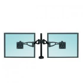 Fellowes Professional Series Dual Monitor Arm 8041701