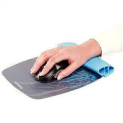 Cheap Stationery Supply of Fellowes 9362201 Silicone Wrist Rocker Vine Pattern Office Statationery