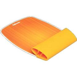 Cheap Stationery Supply of Fellowes 9362401 Silicone Wrist Rocker Sunset Orange Office Statationery