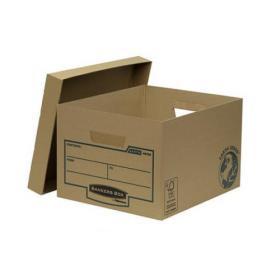 Bankers Box Earth Series Storage Box Brown (Pack of 10) 4472401