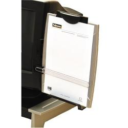 Cheap Stationery Supply of Fellowes Office Suites Monitor Mount Copyholder Black/Silver 8033301 Office Statationery