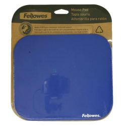 Cheap Stationery Supply of Fellowes Mouse Pad Rubber Base Blue 58021-06 Office Statationery