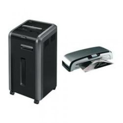 Cheap Stationery Supply of Fellowes 225Ci Shredder and Venus A3 Laminator with FREE Brother MFC-7360N Laser Printer BB810403 Office Statationery